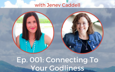 PTV 001: Connecting To Your Godliness with Nathalie Guerin